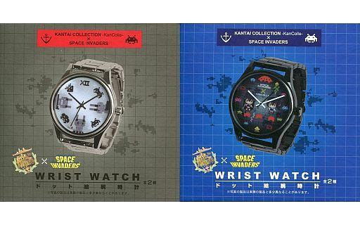 【中古】腕時計・懐中時計(キャラクター) 全2種セット ドット絵腕時計 「艦隊これくしょん?艦これ?」