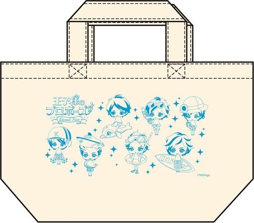 【中古】バッグ(キャラクター) 集合 ランチトートバッグ 「王子様のプロポーズ Eternal Kiss」