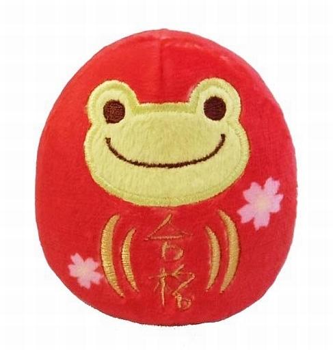 【中古】小物(キャラクター) 合格 だるまお手玉 「pickles the frog-かえるのピクルス-」