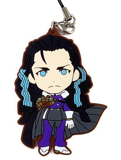 アーチャー/ニコラ・テスラ 第四特異点 ラバーストラップ きゅんキャラいらすとれーしょんず 「一番くじ Fate/Grand Order~きゅんキャラオーダー~」 I賞