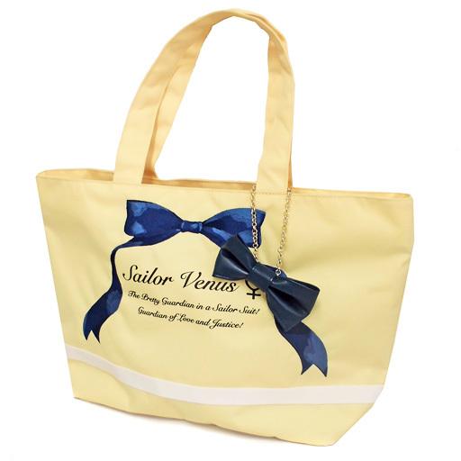 【中古】バッグ(キャラクター) セーラーヴィーナスモデル キャリーオンバッグ 「美少女戦士セーラームーン」