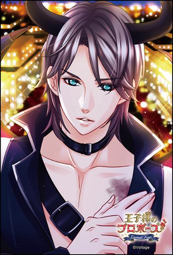 【中古】小物(キャラクター) ケヴィン スクエアマグネット 「王子様のプロポーズ Eternal Kiss」