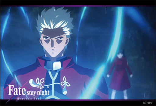 【新品】小物(キャラクター) アーチャー スクエアマグネット 「劇場版 Fate/stay night[Heaven's Feel]」