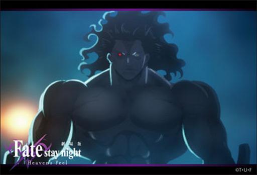 【中古】小物(キャラクター) バーサーカー スクエアマグネット 「劇場版 Fate/stay night[Heaven's Feel]」