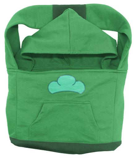 【新品】バッグ(キャラクター) チョロ松 パーカー型ショルダーバッグ 「おそ松さん」
