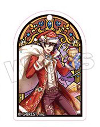 エドモント 「夢王国と眠れる100人の王子様 ステンドグラス風アクリルキーホルダー」