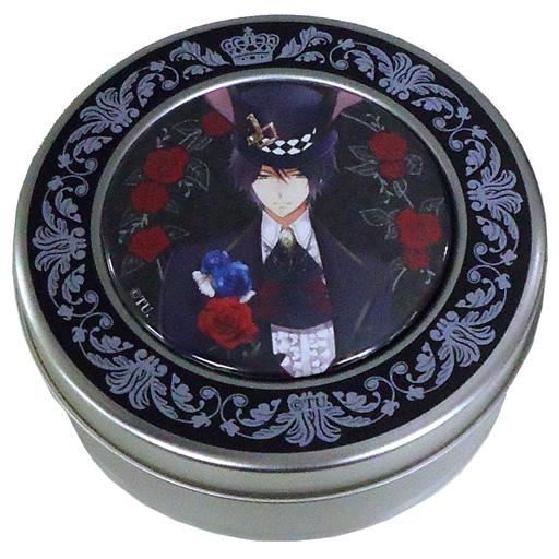 睦月始(Six Gravity) 紅茶缶ケース 「ツキウタ。 月歌屋~兎王国出張所 in 渋谷マルイ~」
