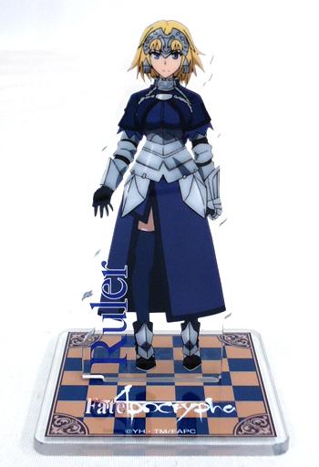 【中古】小物(キャラクター) ルーラー アクリルスタンド 「Fate/Apocrypha」
