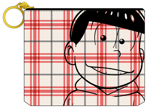 【新品】バッグ(キャラクター) おそ松 ティッシュポーチ 「おそ松さん」