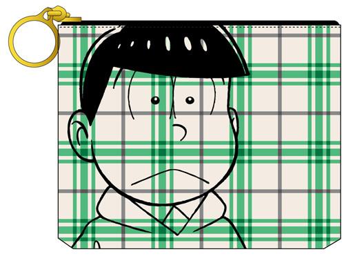 【中古】バッグ(キャラクター) チョロ松 ティッシュポーチ 「おそ松さん」