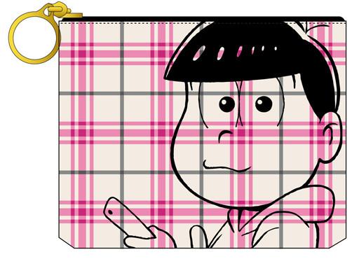 【中古】バッグ(キャラクター) トド松 ティッシュポーチ 「おそ松さん」