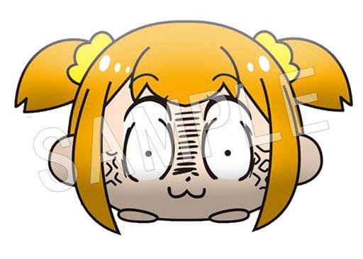 ポプ子(怒り) 「ポプテピピック もちころりん」