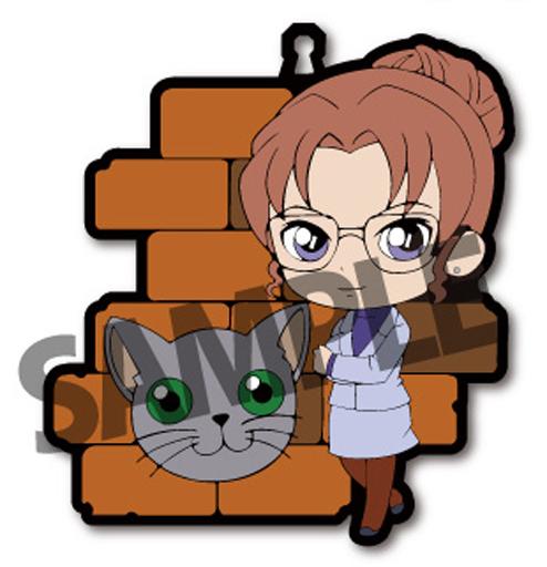 妃英理 「トイズワークスコレクション にいてんごむっ!傘チャーム 名探偵コナン File.2」