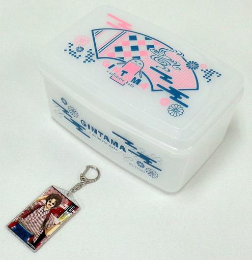 坂本辰馬 クリアスイーツBOX 「銀魂×animatecafe」