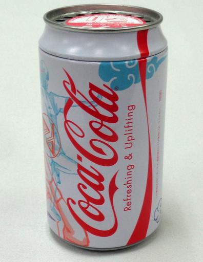 【中古】スピーカー(女性) [説明書欠品] パスピエ スピーカー缶 コカ・コーラ unBORDE コラボキャンペーン当たり景品