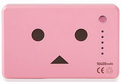 【中古】家電サプライ他(キャラクター) [ケーブル・ポーチ欠品] ダンボー DANBOARD version FLAVORS Strawberry cheero Power Plus 10400mAh(大容量モバイルバッテリー) 「よつばと!」