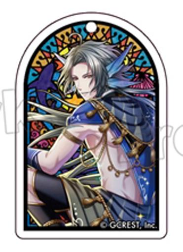 オリオン(「New Dream Ship」月覚醒) 「夢王国と眠れる100人の王子様 ステンドグラス風アクリルキーホルダー 第4弾」