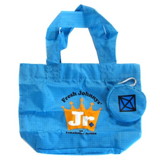 【中古】バッグ(男性) ジャニーズJr. エコバッグ 「フレッシュジャニーズJr. in 横浜アリーナ 2012」