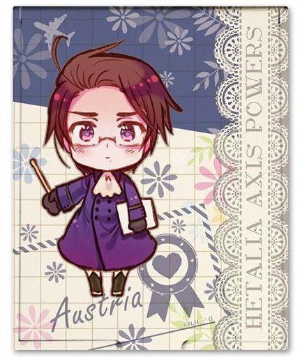 【予約】生活雑貨(キャラクター) オーストリア コンパクトミラー Ver.2 「ヘタリア Axis Powers」