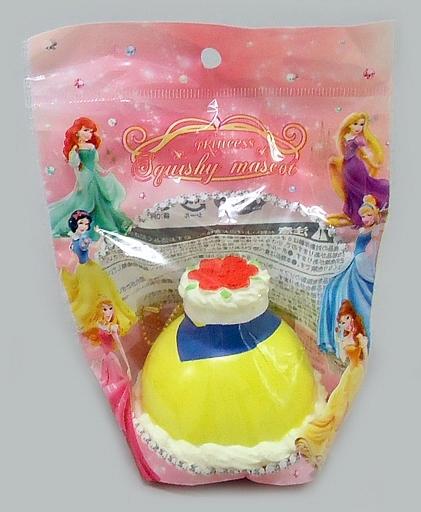 【中古】スクイーズ(キャラ系/キーホルダー) 白雪姫 ドレスタルト(マスコット) プリンセススクイーシー 「ディズニープリンセス」