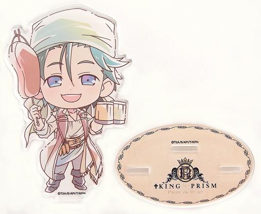 鷹梁ミナト 「KING OF PRISM -PRIDE the HERO-×COLLABO CAFE HONPO ミニキャラアクリルスタンド」
