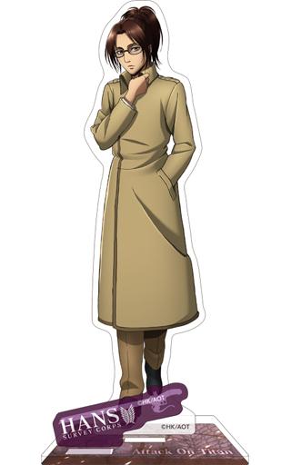 ハンジ・ゾエ アクリルスタンド 「進撃の巨人」