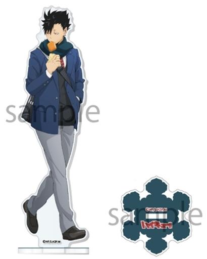 """10. Kuro Otsuro Acrylic Stand ~ Autumn & Winter ~ """"High Queue !!"""""""