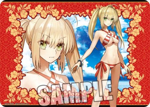 キャラクター万能ラバーマット Fate EXTELLA LINK セイバー/ネロ・クラウディウス 情熱のビキニVer