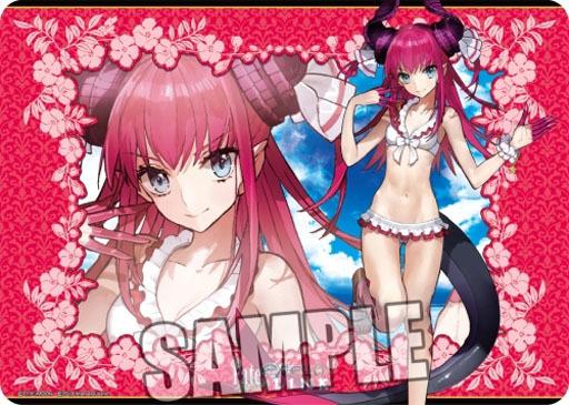 キャラクター万能ラバーマット Fate EXTELLA LINK ランサー/エリザベート・バートリー 海の鮮血魔嬢Ver