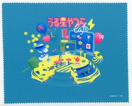 キービジュアル マイクロファイバークロス 「うる星やつらcafe Produced by THE GUEST cafe&diner」