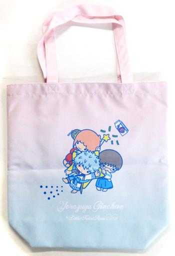 Yorozuya Ginchan(万事屋銀ちゃん) トートバッグ 「銀魂×サンリオキャラクターズ」