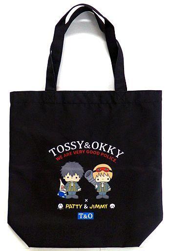 TOSSY&OKKY(土方&沖田) トートバッグ 「銀魂×サンリオキャラクターズ」