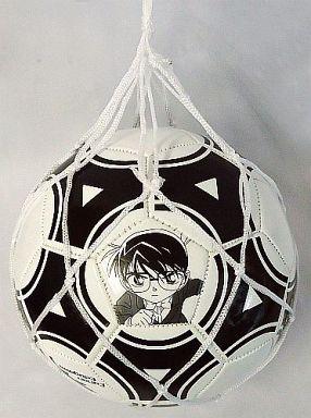 【中古】小物(キャラクター) コナン(ブラック) サッカーボール 「名探偵コナン」