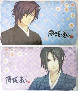 【中古】スピーカー(キャラクター) 全2種セット 枕型スピーカー 「薄桜鬼」