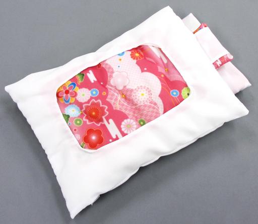 【中古】小物(キャラクター) おもしろ雑貨 ミニ布団 ピンク