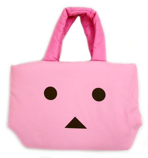 【中古】バッグ(キャラクター) ダンボー(ピンク) ふわふわバッグ 「よつばと!」