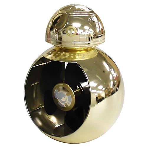 【中古】家電サプライ他(男性) BB-8 プレミアムBB-8型USB扇風機 ゴールドVer. 「スター・ウォーズ」