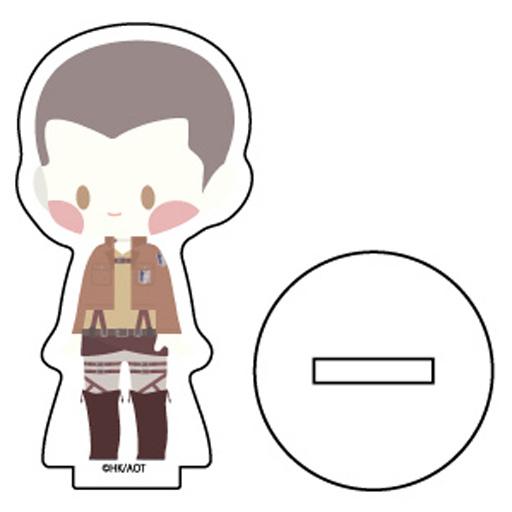 コニー・スプリンガー 「アクリルぷちスタンド 進撃の巨人 Season 3 01.ぽすてる」