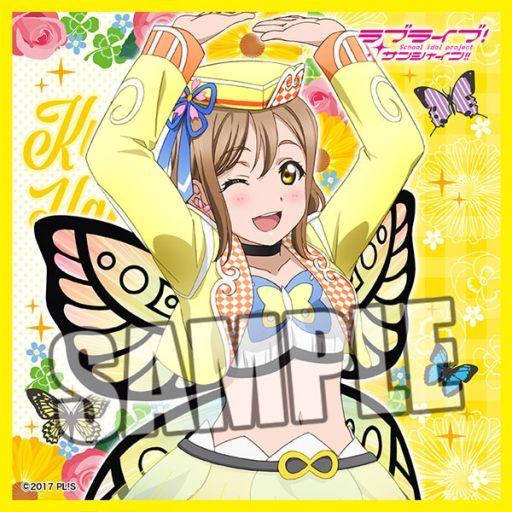 国木田花丸 マイクロファイバーミニタオルPart.11 「ラブライブ!サンシャイン!!」
