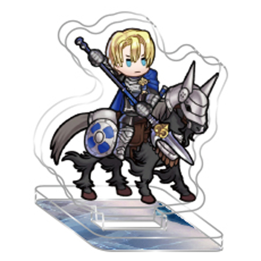 "Dimitri-Alexandre-Bradad ""Fire Emblem Heroes Mini Acrylic Figure Collection vol.15"""