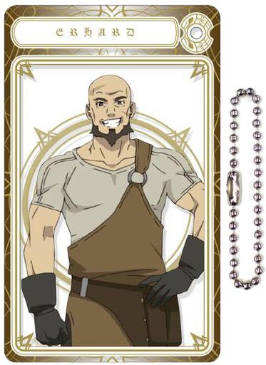 エルハルト 「盾の勇者の成り上がり アクリルトレーディングカード 第二弾」