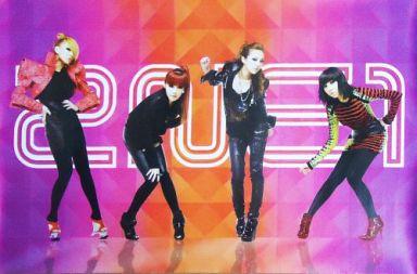 【中古】ポスター(女性) ポスター 2NE1 「CD To Anyone 初回限定盤」 購入特典