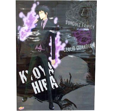 【中古】ポスター(アニメ) トンファーポスターA 雲雀 「家庭教師ヒットマンREBORN!」