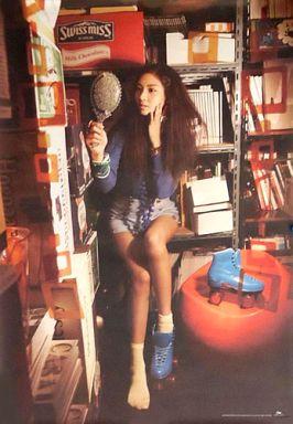【中古】ポスター(女性) [単品]ポスター ソヒョン(少女時代) 「GIRLS' GENERATION The 1st ASIA TOUR」