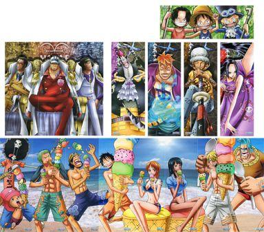【中古】ポスター(アニメ) 全16種セット 「ワンピース キャラポスコレクション Part3」