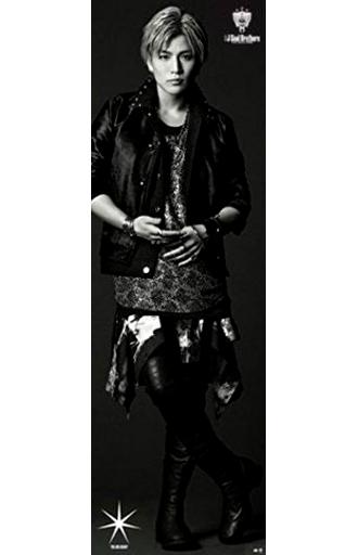 EXILEの岩田さんの等身大ポスター