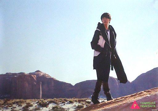 B3ポスター 山下智久 「CD YAMA,P」 Loppi・HMV購入特典