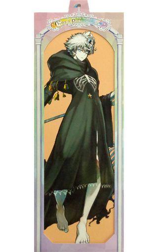 アサシン/シャルル=アンリ・サンソン 「Fate/Grand Order Fes 2019 カルデアパーク 描き下ろしイラスト トレーディングB3半裁ポスター ハロウィン★タウン」