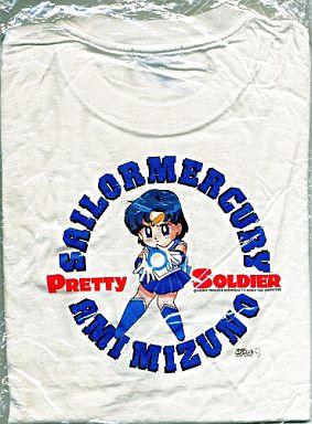 【中古】Tシャツ(キャラクター) 美少女戦士セーラームーンR Tシャツ 水野亜美(白/サイズ不明)