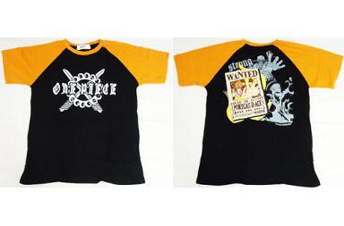 【中古】Tシャツ(キャラクター) ワンピース エース手配書柄 ラグラングレイトTシャツ(フリーサイズ)